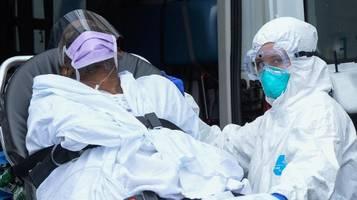 Corona-News: USA – Forscher befürchten 300.000 Corona-Tote bis Dezember