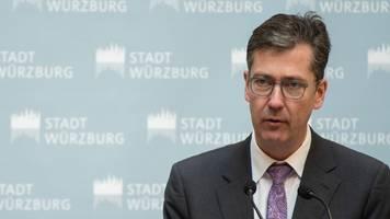 Kein Corona-Abstand: Anzeige gegen Würzburgs OB