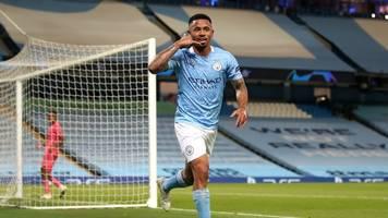 Champions League: Manchester City und Lyon weiter - Real und Ronaldo raus