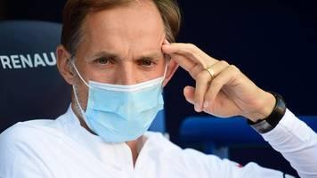 PSG: Trainer Thomas Tuchel bricht sich den Mittelfuß im Training