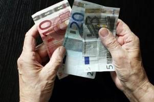 sorge der deutschen vor armut wächst