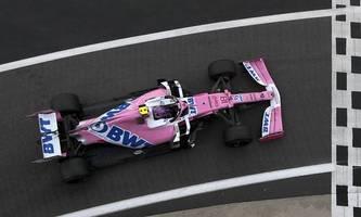 geldstrafe und 15 punkte abzug für racing point nach renault-protest