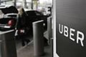 Uber Eats kann Bilanz nicht retten - Tiefrote Zahlen bei Uber: Fahrdienst-Buchungen brechen um 73 Prozent ein