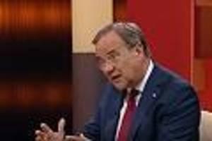 "TV-Kolumne ""Dunja Hayali"" - Im Corona-Talk von Dunja Hayali gibt Laschet jetzt den Söder"