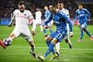 CHampions League - Juventus Turin - Lyon im Live-Stream: Fußball live im Internet sehen