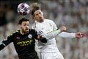 Champions League - Manchester City - Real Madrid im Live-Stream: Fußball live im Internet