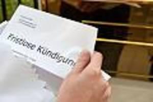 mieterbund schlägt alarm - kurzarbeit rettet jobs - und gefährdet wohnungen: tausenden mietern droht kündigung