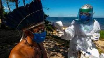 Brasilien: Indigene Völker in doppelter Bedrängnis