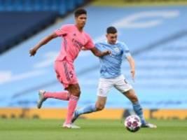 Champions League: Varane beschenkt City üppig