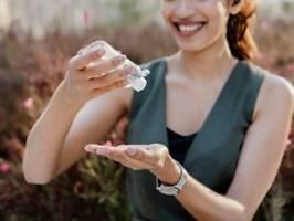 zum schutz der haut: handschuhe, seife oder desinfektionsmittel?
