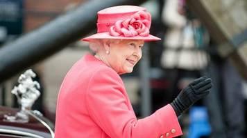 Queen Elizabeth II.: Glückwünsche an die Enkelin