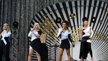 Konzert in Dresden: Ex-No Angel Nadja Benaissa feiert Comeback mit den medlz