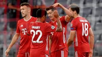 4:1-Sieg in der Champions League: Bayern ziehen gegen Chelsea locker ins Viertelfinale ein