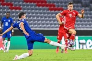 Champions League: Bayern erreicht locker das Viertelfinale