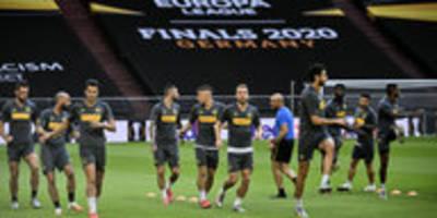 fußball-finalturnier der europa league: nrw trainiert für olympia