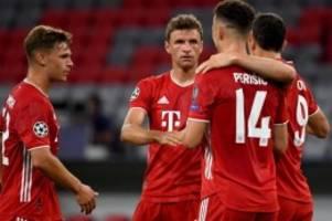 Champions League: Bayern siegt vor Barça-Gipfel - Lewandowski bereit für Messi
