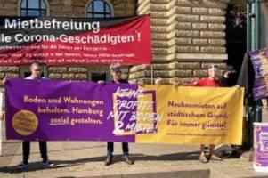 hamburg: initiative sammelt wieder unterschriften gegen hohe mieten