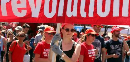 Gewerkschaften drohen Millionenverluste wegen Corona