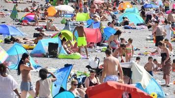 Corona-Sommer in Deutschland: Spaß am Strand mit Maske? Der Badesee-Report