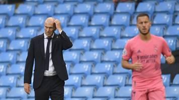 Champions League: Varane und Zidane nach frühem Real-K.o. in der Kritik