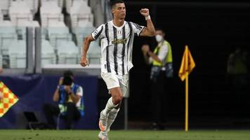 Juventus Turin - Champions-League-Tore: Ronaldo schließt zu TorhüterButt auf