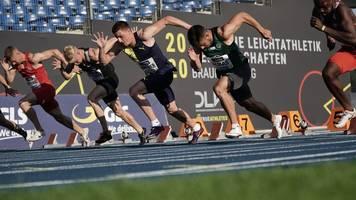 leichtathletik: sprinter almas erstmals deutscher freiluft-meister