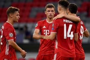 Bayern siegt vor Barça-Gipfel - Lewandowski bereit für Messi