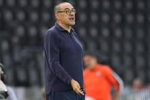 Champions-League-Aus: Juve trennt sich von Trainer Sarri