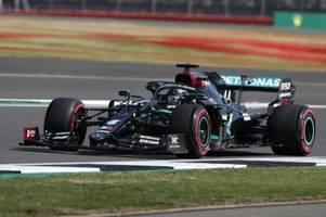 Hamilton Schnellster im Formel-1-Abschlusstraining