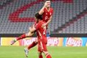 FC Bayern in der Einzelkritik - Lewandowski ragt bei Bayern-Gala heraus - nur Neuer leistet sich dicken Patzer