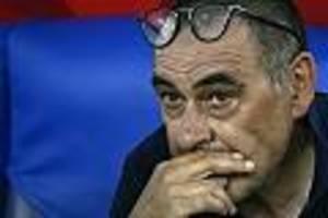 schluss im achtelfinale - nach champions-league-aus: juventus turin feuert trainer sarri