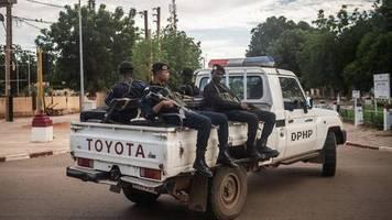 «Terrorakt»: Angriff in Niger: Sechs Franzosen und zwei Nigrer getötet