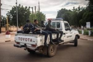 Terrorakt: Angriff in Niger: Sechs Franzosen und zwei Nigrer getötet