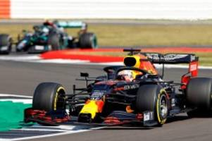 Formel 1: Verstappen gewinnt den Taktik-Thriller in England
