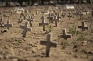 Opfer der Pandemie: Zahl der Corona-Toten in Brasilien steigt auf über 100.000