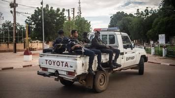 Terrorakt - Angriff in Niger: Sechs Franzosen und zwei Nigrer getötet