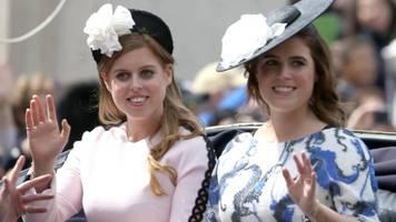 Prinzessin Beatrice: Queen-Enkelinnen zeigen sich ungeschminkt