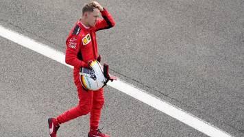 Formel 1: Ihr wisst,  dass Ihr es verbockt habt – Sebastian Vettel attackiert Ferrari