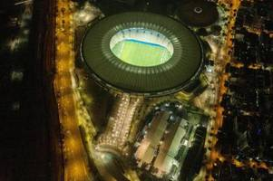 brasilianische liga nach zwangspause wieder gestartet