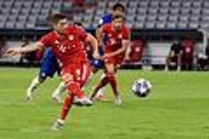 Goalgetter nicht zu stoppen - Lewandowski-Wahnsinn: Jetzt wandelt der Bayern-Star sogar auf Ronaldos Spuren