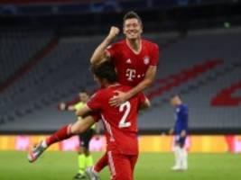 Champions League: Lewandowski ist Bayerns Starkmacher