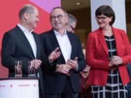 Meinung am Mittag: SPD: Die größte Gefahr für Scholz droht aus der eigenen Partei