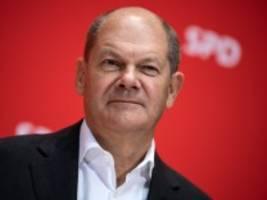 SPD-Kanzlerkandidat: Verfolgen Sie die Pressekonferenz zur Scholz-Kandidatur im Livestream