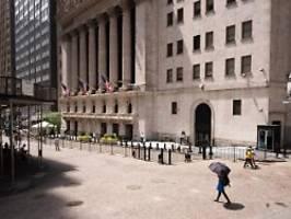 Höchststand seit Februar: Corona-Konjunkturpaket beflügelt Dow Jones