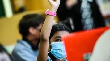 schule in pandemiezeiten: lehrerverband: wer vollen unterrichtsbetrieb will, kommt an der maskenpflicht nicht vorbei