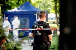 berlin-tiergarten: mord an georgier: fehlende russische kooperation beklagt