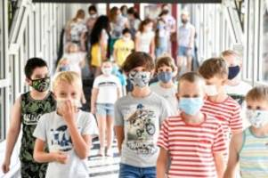 Corona-Pandemie: So sieht in Berlin das neue Schuljahr mit Maske aus