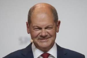 Parteien: Müller begrüßt Scholz-Nominierung zum SPD-Kanzlerkandidaten