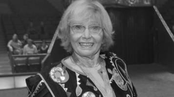 Trauer: Aufklärungspionierin Ruth Gassmann gestorben