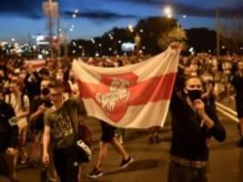 Belarus: Keine Wahl, aber eine Stimme